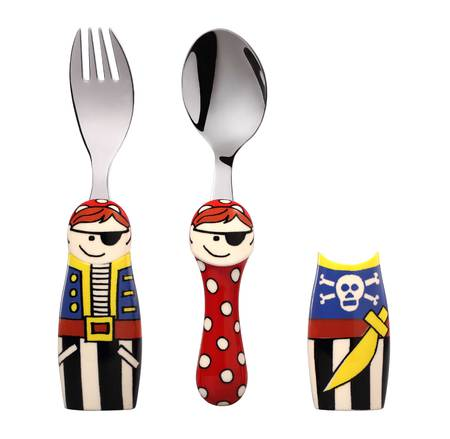 Set Assiette/DUOs Pirate!, photo 1